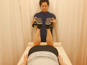 アクティベーターメソッド 下肢長反応検査 異常なし