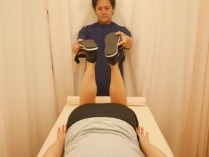 アクティベーターメソッド 下肢長反応検査