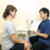 痙性書痙で悩んでいる患者様の症例報告です。